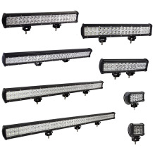 LED Bar for Offroad Car 4WD Truck Tractor Boat Trailer 4x4 SUV ATV 12V 24V Spot Flood LED Light Bar LED Work Light