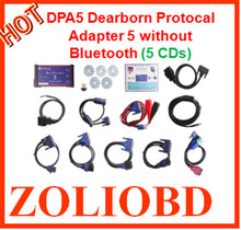 On Promotions! Super DPA 5 Diesel Truck Diagnostic tool Full Set DPA5 Dearborn Protocol Commercial Maintence As Nexiq DHL Free