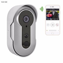 Doorbell Camera WiFi Wireless Video Door Phone Intercom Battery Powered HD 960P Smart Waterproof Outdoor Home Security Cameras