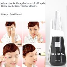 Extension Double Eyelid Makeup Favor Eyelash Glue False Eyelash Glue Anti-Sensitive 12ml Waterproof Strong lash Glue Black