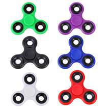 Buy Fidget Spinner Finger ABS EDC Hand Spinner Tri Kids Autism ADHD Anxiety Stress Relief Focus Handspinner Toys Gift for $1.99 in AliExpress store