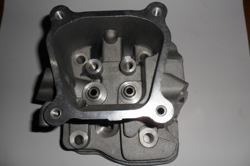 Factory Direct Supply+Free Shipping! Cylinder Head for 170F 4 Stroke Air Cooled 212CC 7HP Gasoline Engine<br>