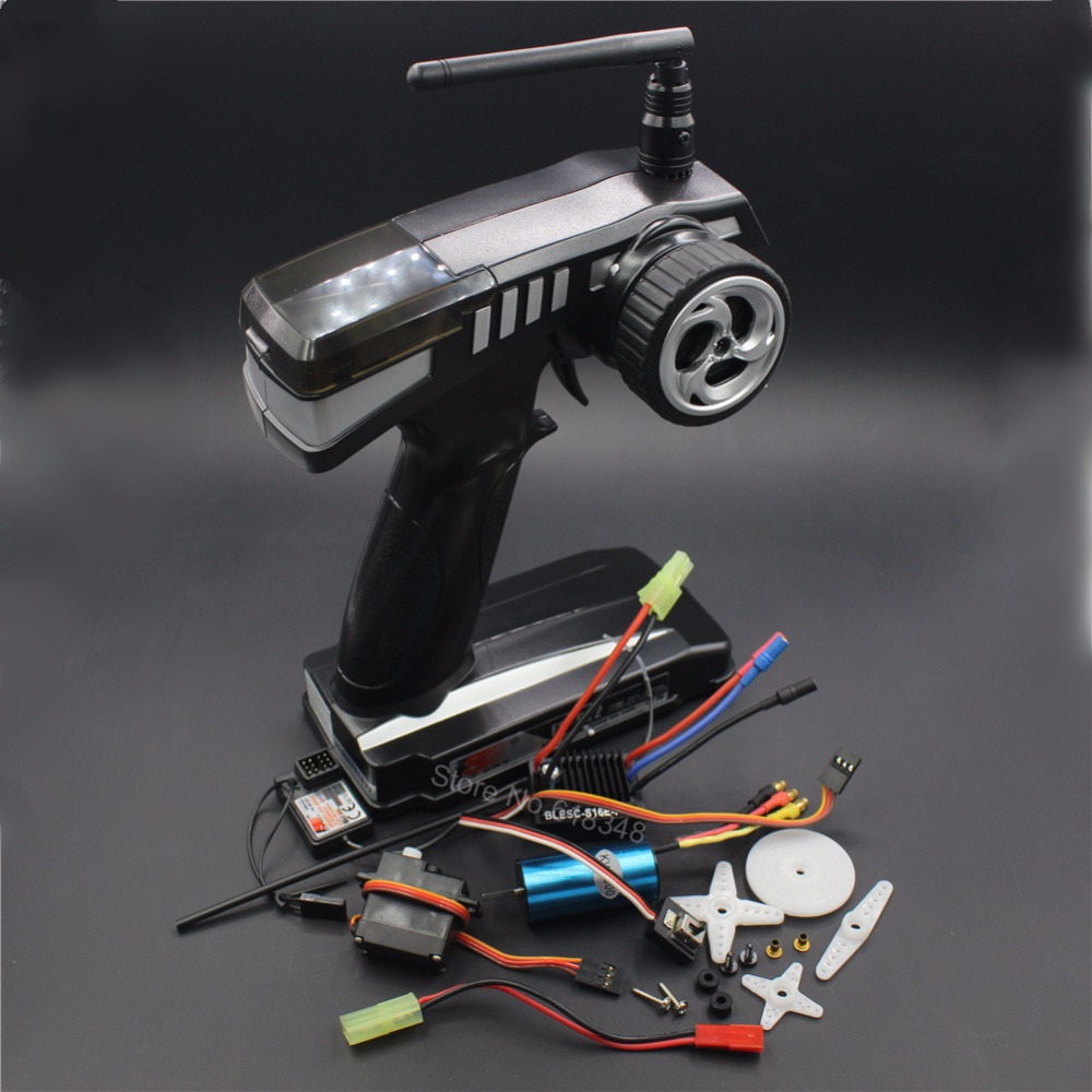 4800KV Brushless Motor Kit &amp; 25A ESC + Servo Remote Control RTR For 1/18 WLtoys A959 A949 A969 A979 Parts 390 Motors Upgrade<br><br>Aliexpress