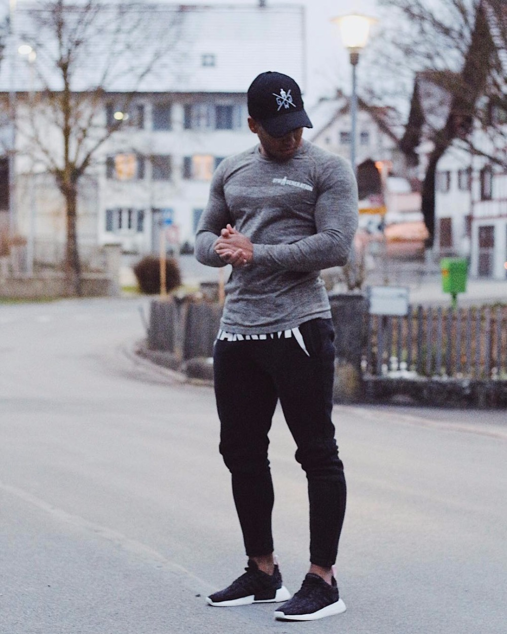 Brand Gyms Men Joggers Casual Men Sweatpants Joggers Pantalon Homme Trousers Sporting Clothing Bodybuilding Pants 24