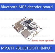 3.7V Micro USB TF Card Bluetooth  Audio Receiver Board Wireless Stereo Sound Module FLAC WMA MP3 More sound effect