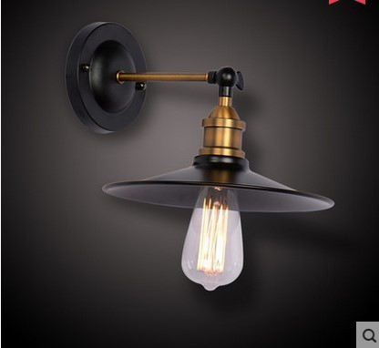 IWHD Retro Loft Industrial Wall Lights For Home Lighting Beside Lamp Edison Vintage Wall Sconce Lamparas De Pared<br>
