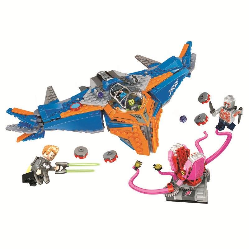 Batman DC Comics Justice League Milano VS Abilisk 10748 Super Heroes Building Blocks Bricks Toys Gifts NEW Bela Compatible Legoe<br>