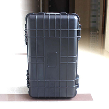 Shockproof weatherproof hard plastic flight case(China)
