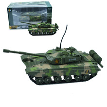 Alloy tank model Chinese type 99 battle tank model of military product alloy vehicles toy tanks boy's gift(China)