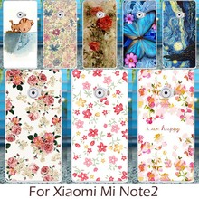 Buy Akabeila Plastic Silicon Case Xiaomi Mi Note 2 Cases Xiaomi Note2 Phone Cover Colorful Rose Peony Flower Patterns Shell for $1.68 in AliExpress store