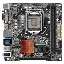 H170M ITX AC dual network card comes with WiFi mini ITX motherboard(China)