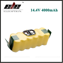 New 14.4V 4000mAh Ni-MH Battery for iRobot Roomba 500 510 530 532 534 535 540 550 560 562 570 580 600 610 700 760 770 780 800 R3(China)