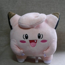 "Super Soft doll Cartoon Movie Plush  9"" 26cm Clefairy pink plush stuffed animal"