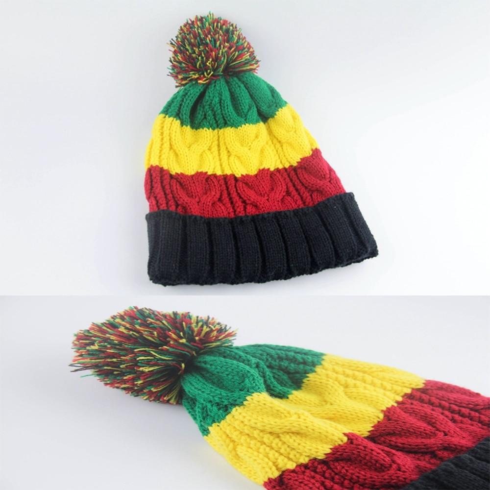 Bonnet Rasta tricot pas cher  | Rasta-Lion - La Boutique Rasta.