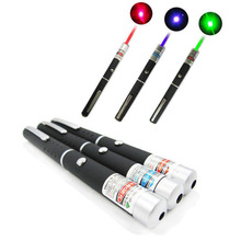 5MW 650nm Red Laser Pen,1pcs Black Strong Visible Light Beam Laserpointer,High Quality Powerful Military Laster Pointer Pen