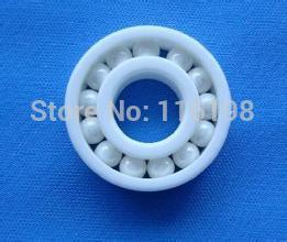 6005 full ZrO2 ceramic deep groove ball bearing 25x47x12mm high quality ABEC3 full complement<br>