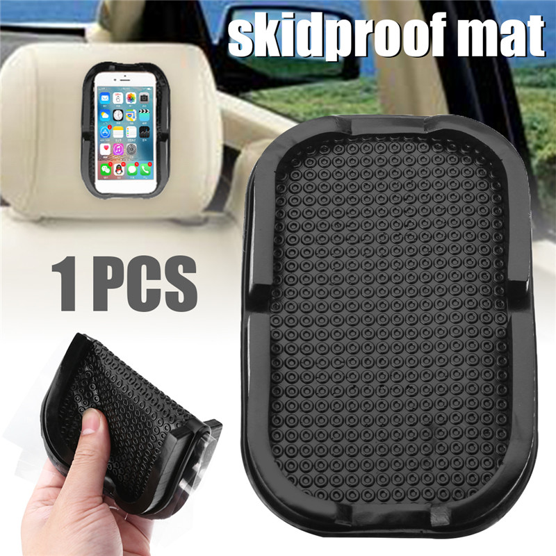 Universal Pad Silicone Gel Phone Cell Auto Accessories Mounts Skidproof In-Dash