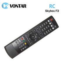5pcs Remote Control for Original Skybox F3 M3 F4 F5 F3S F4S F5S Models satellite receiver free shipping post(China)