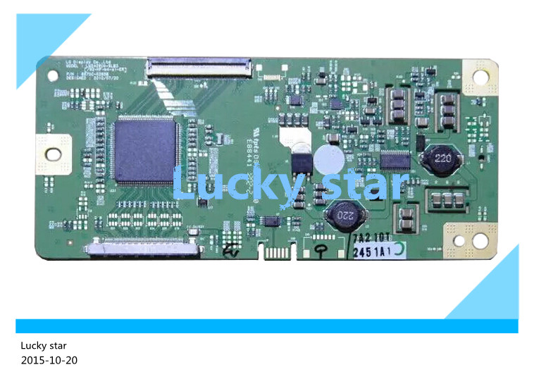 98% new good working High-quality original board LM240WU4-SLB3 6870C-0265B T-con logic board<br>