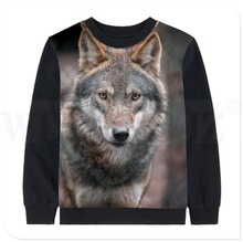 Boys t shirt children The Wolf kids clothing tees autumn kids tops baby brand Long sleeve tops child t Children clothing(China)