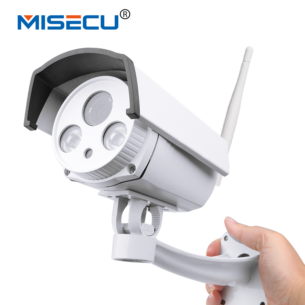 MISECU ip camera 960P 2 Array leds P2P&amp;Wireless Wifi 1280*960P wifi Night Vision In/Outdoor camera ONVIF security Camera system<br>