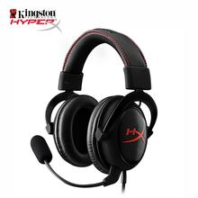 KINGSTON HyperX Cloud Core Gaming Headset Suitable for computer phone tablet Headphones With microphone have volume controller