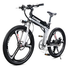7 Speed, 26 Inches, 48V/10AH, 250W, Folding Electric Bike,Both Disc Brake, Aluminum Alloy, Lithium Battery Bicycle,Mountain Bike
