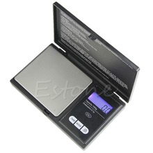 New 1000g * 0.1g LCD Digital Pocket Scale Jewelry Gold Gram Balance Weight Scale -Y103(China)
