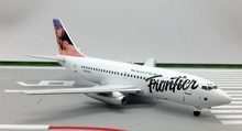 BBOX200 1:200 American Frontier Airlines Boeing 737-200 aircraft model alloy N270FL Alloy collection model(China)