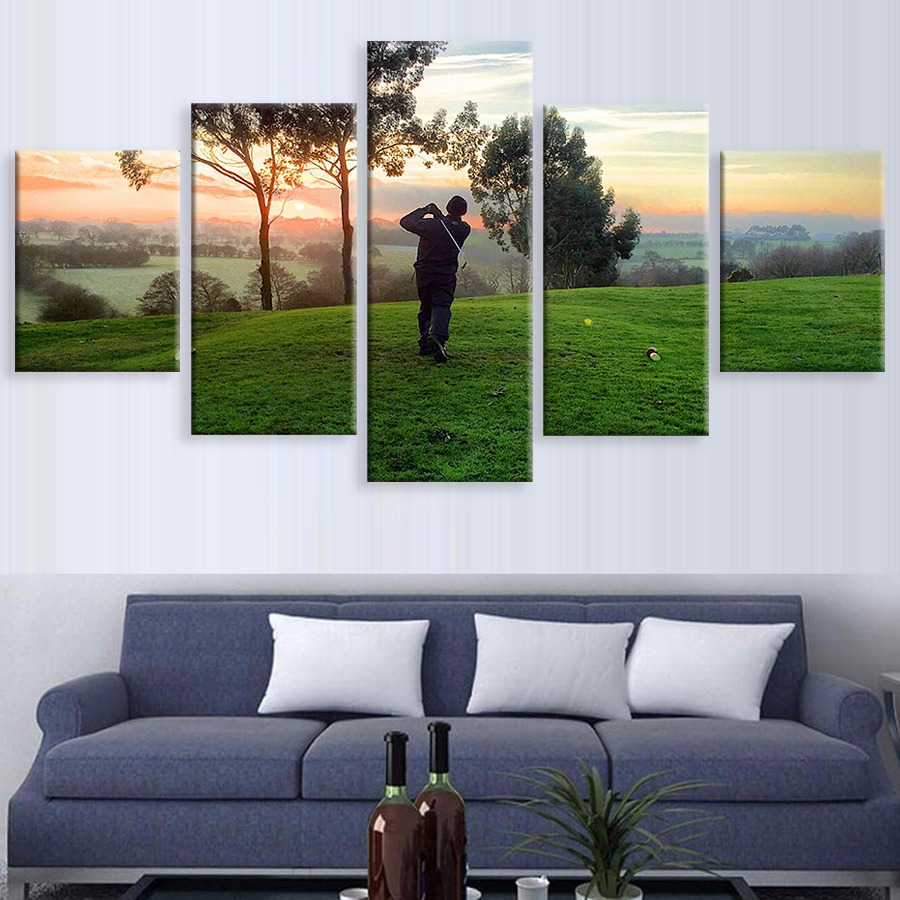 Golf Wall Decor online get cheap picture golf -aliexpress | alibaba group