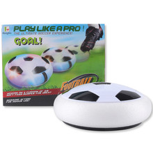 Suspension Air Soccer Soft Safe Football Sport Children Toys Training Indoor Outdoor Fun LED with Music Air Cushion Football