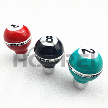 Universal new Automotive Gear Shift Knob gear lever No. 2 3 8 head manual knob switch for Honda Mazda Toyota Nissan