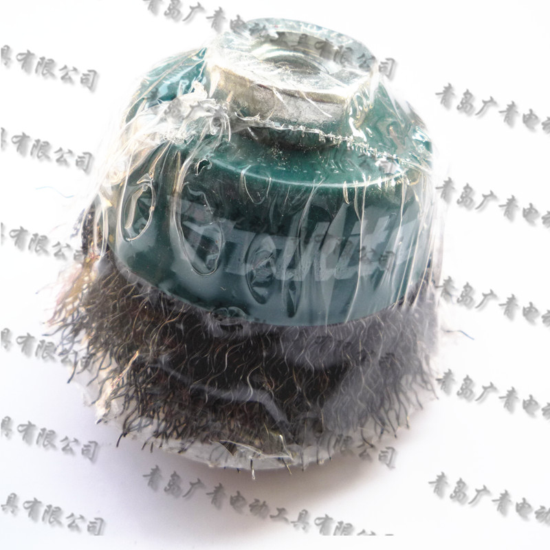 Japan Makita Metal Bowl-Type Wire Brush Angle Grinder Rust Electric Brush Cup Type Wire Brush<br><br>Aliexpress