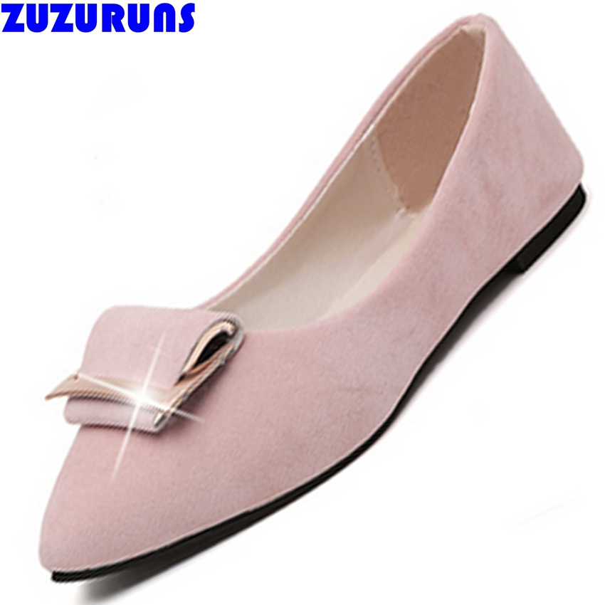 hot sell women flat sole buckle shoes pointed toe ultra light ladies girls flats dress shoes women chaussure femme zapatos 835x<br><br>Aliexpress