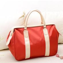 Women Travel Bags New Fashion Pu Leather Large Capacity Luggage Bag Casual Travel Bags Business Trip Boarding Bag