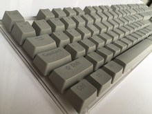 Gray 108 ANSI layout Thick PBT Backlit Keycap For OEM cherry MX Switches Mechanical Keyboard Gaming Keyboard