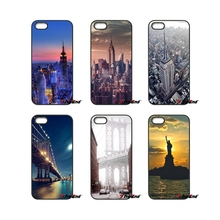Love new york city NYC USA Statue Of Liberty Case For HTC One M7 M8 M9 A9 Desire 626 816 820 830 Google Pixel XL One plus X 2 3(China)