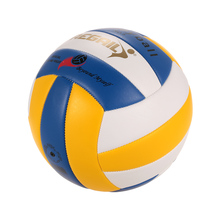 Official Size 5 PU Volleyball Soft Touch Volley Ball Indoor Outdoor Training Ball Match Beach Gym Game Ball(China)