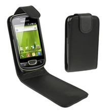 Leather Case for Samsung S5570 / Samsung Dart SGH-T499 (T-Mobile)