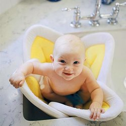 Newborn Baby Bathtub Foldable Blooming Flower Shape Mat Soft Seat Infant  Sink Shower Baby Play Bath Tub Lotus Cushion Mat Hot