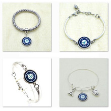 2017 New Arrival Charm Bracelet Baseball Bracelet Bangle MLB Seattle Mariners Charms Femme Men Jewelry Wholesale SPT042