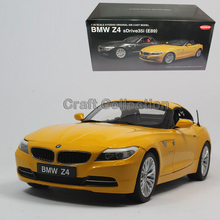 * Black Kyosho Diecast Model Car for 1:18 BMW Z4 E89 Cabrio Convertible 35i Luxury Vehicle