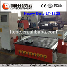 promotion price vacuum table 1325 woodworking cnc router(China)