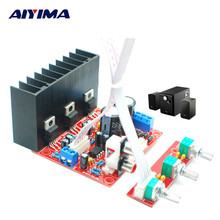 AIYIMA Amplifiers Board Amplificador Audio DIY Kits TDA2030A Bass 2.1 Computer High Power Subwoofer Amplifier 3 Channels(China)