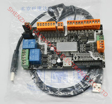 Latest product USB cnc with usbcnc plant license ,MDK1/4 Axis USB CNC Card Controller Interface Board USBCNC Replaceable