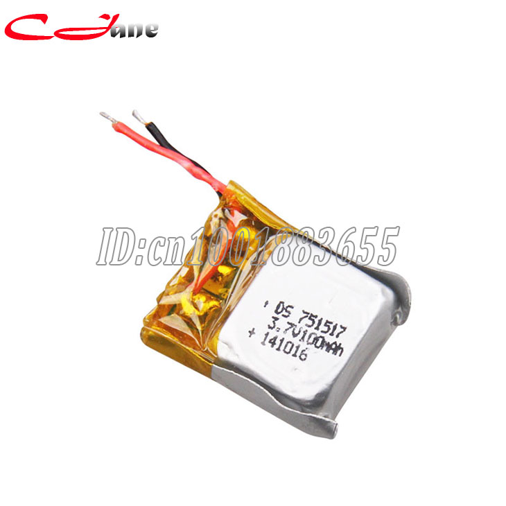 cheerson CX-10 cx10 2.4G RC Helicopter /RC quadcopter 3.7V 100mah Li-po battery free shipping<br><br>Aliexpress