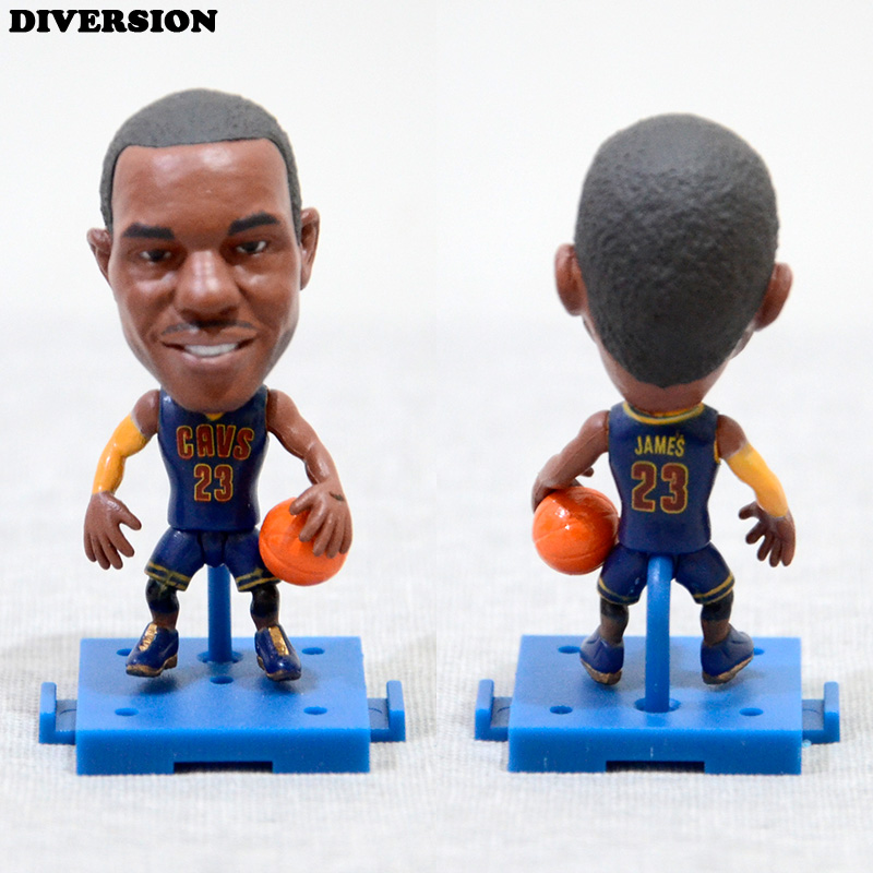 All star figure LeBron James Basketball player Model Figurine mannequins Toy Cleveland Cavaliers NO.23 JAMES christmas gifts(China (Mainland))