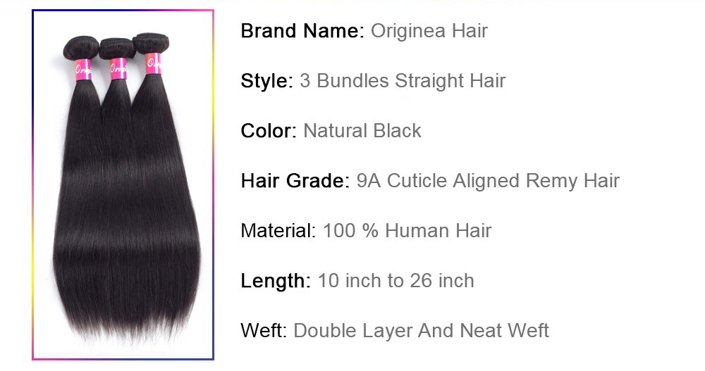 Hair bundles hair extension hair extension natural Cheap hair bundles High Quality hair extension China hair extension natural Suppliers 3 Bundles Malaysian Straight Hair 100 Human Hair Bundles Non-Remy Hair Extension Natural Color