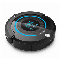 (Ship from Russia) Automatic Robot Vacuum Cleaner A338 with mop,Schedule,LCD, Virtual blocker,Self Charge,UV,Remote control