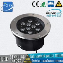4 ge DHL Fedex ups 24w led stage light LED outdoor lamp light led ground light LED floor light(China)